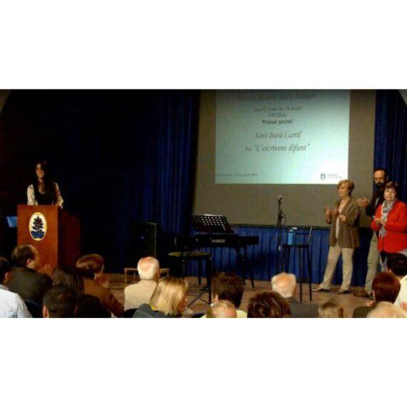 Presentació esdeveniments culturals