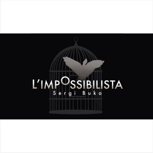 Redisseny de la imatge gràfica i dossier de l'espectacle L'Impossibilista de Sergi Buka
