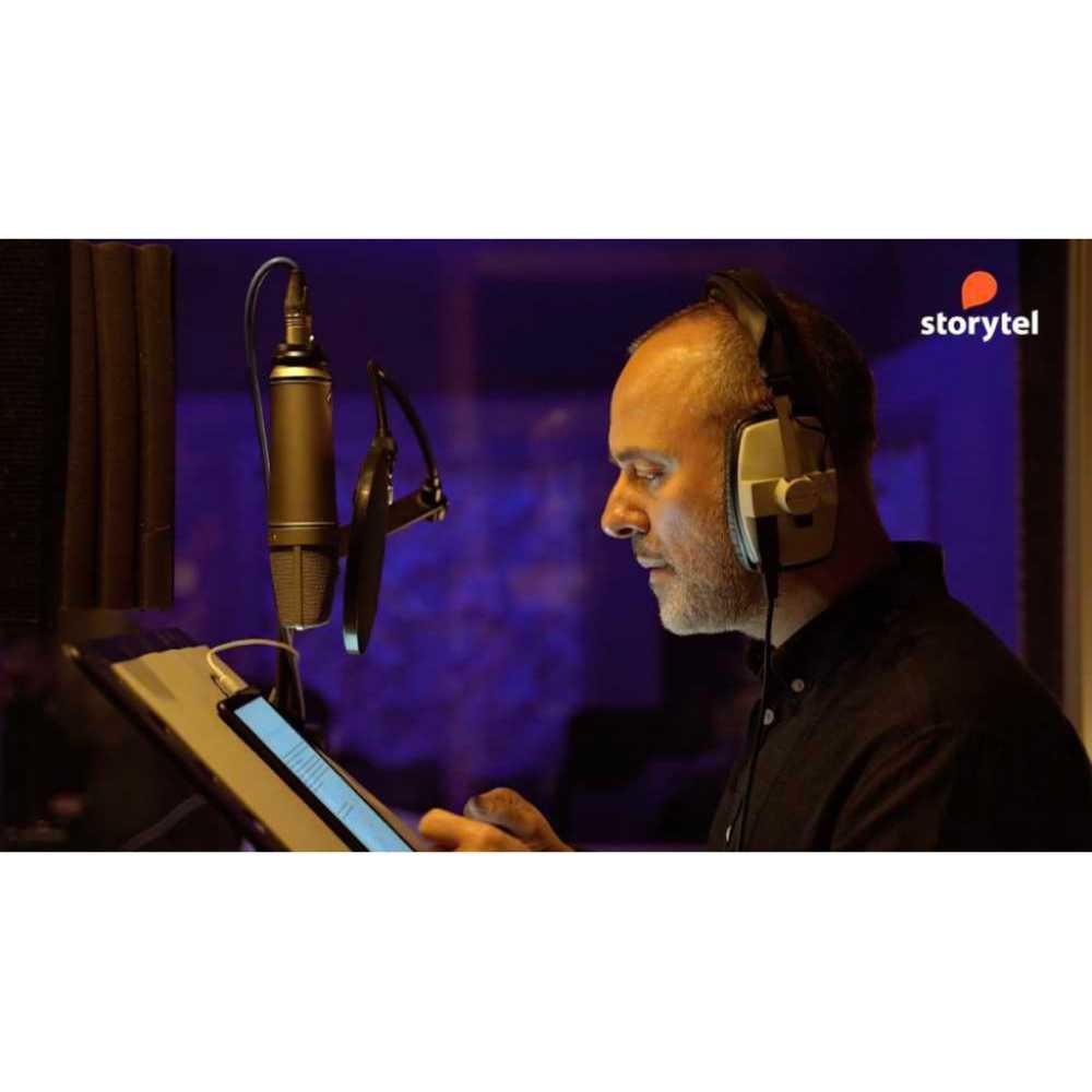 Fragment audiollibre El Principito per a Storytel narrat per Javier Gutiérrez