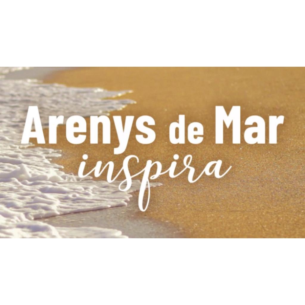 Anunci per a la campanya de turisme Arenys de Mar inspira