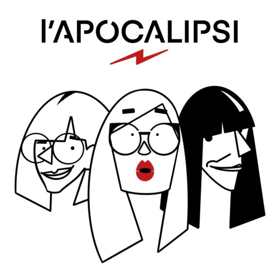 """Il·lustració per al programa """"Apocalipsi"""" de Catalunya Ràdio"""