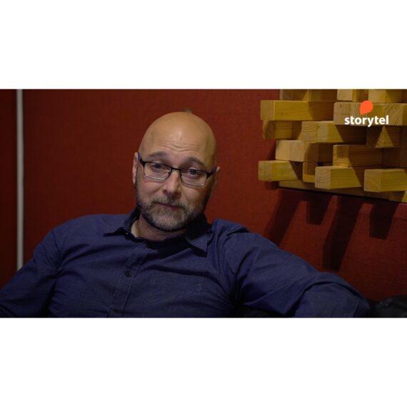 "Entrevista a Fernando J. Múñez, ""Los diarios de Castamar"" per a Storytel"